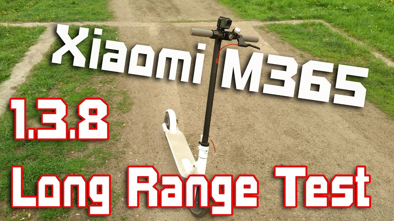 xiaomi m365 1 3 8 firmware longe range test gopro 6 4k. Black Bedroom Furniture Sets. Home Design Ideas
