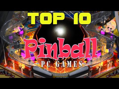 Best PINBALL Games For PC | TOP 10