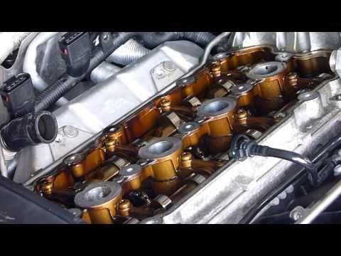 Valve Cover Complete Removal and Gasket Replacement. 2.0T FSI engine VW