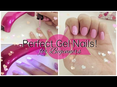 Perfect Gel Nail Manicure Tutorial for Beginners