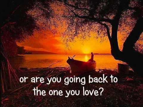 THE ONE YOU LOVE - Glenn Frey (Lyrics) - YouTube