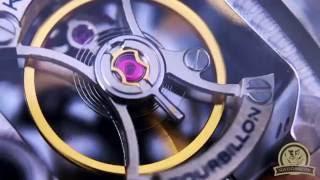 Швейцарские часы Panerai Luminor Tourbillon GMT(Обзор вращения турбийона в часах Panerai Luminor Tourbillon GMT. Часовщик - ремонт швейцарских часов www.chasovshik.ua www.facebook.com/cha..., 2016-07-06T11:48:30.000Z)