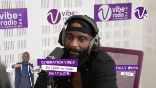 FALLY Ipupa sur Vibe Radio Côte d'Ivoire