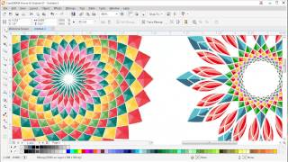 CorelDraw x7 full tutorial for beginners lesson 16