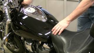 Changing Oil in a Yamaha Road Star
