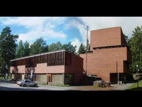 Alvar Aalto - Gemeindezentrum von Säynätsalo