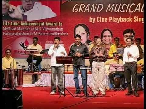 KOVAIMURALI,ANANTHU,MUKESH&RAGU in GANESH KIRUPA Best Light Music Orchestra in Chennai