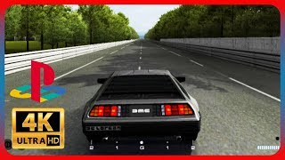Gran Turismo 4 - PS2 Gameplay [ 4K 60FPS PCSX2 ]