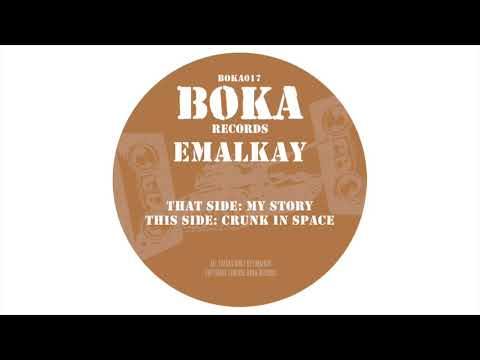 Emalkay - Crunk in Space