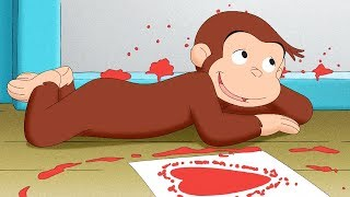 Curious George 🐵❤️Happy Valentine's Day❤️ 🐵Full Episode 🐵 HD 🐵 Cartoons For Children thumbnail