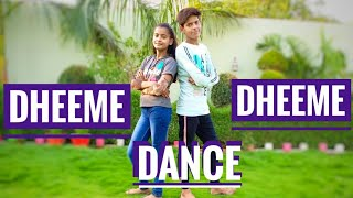 DHEEME DHEEME Dance video choreography Sachin Goswami Tony kakkar ft Neha Sharma