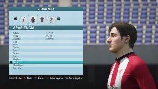FIFA 16   Cómo crear nuestro propio jugador (en Directo)