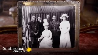 Why the British Royal Family Changed Their Name During WWI