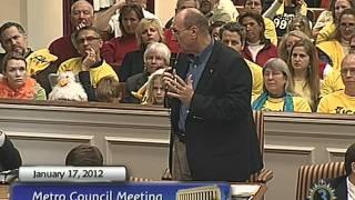 01/17/12 Council Meeting