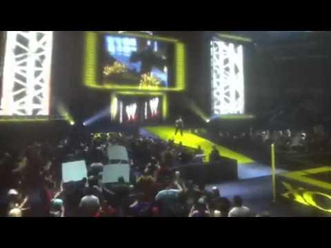 WWE 13 Metal Head Entrance