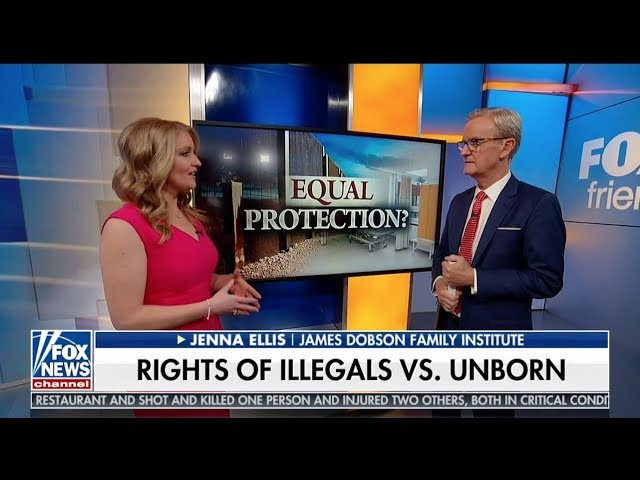 Rights of Illegals vs. Unborn with Jenna Ellis | JDFI Dobson Policy Center