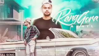 Rang Gora (full Bass mp3 song)  Akhil