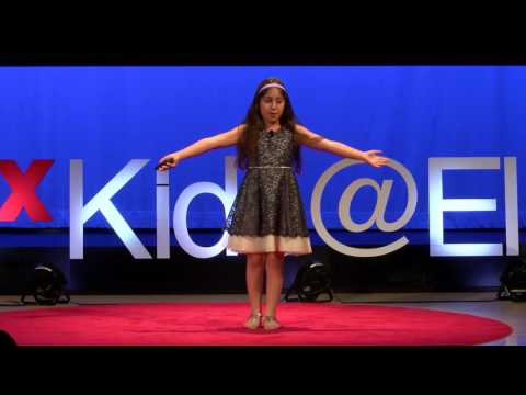 Helping Others With a Book Drive | Maya Juwaideh | TEDxKids@ElCajon