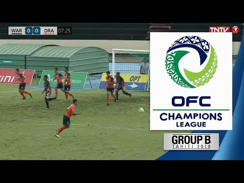 2018 OFC CHAMPIONS LEAGUE | Group B - Solomon Warriors v AS Dragon Highlights