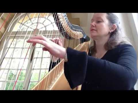 Wedding harpist Emma Graham - Hornpipe