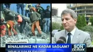 Thbb Başkanı Ayhan Güleryüz - Bugün Tv  Son Durak  / 27.10.2011