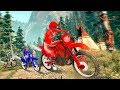Bike Racing Games - Uphill Offroad Bike Games 3D - Gameplay Android free games