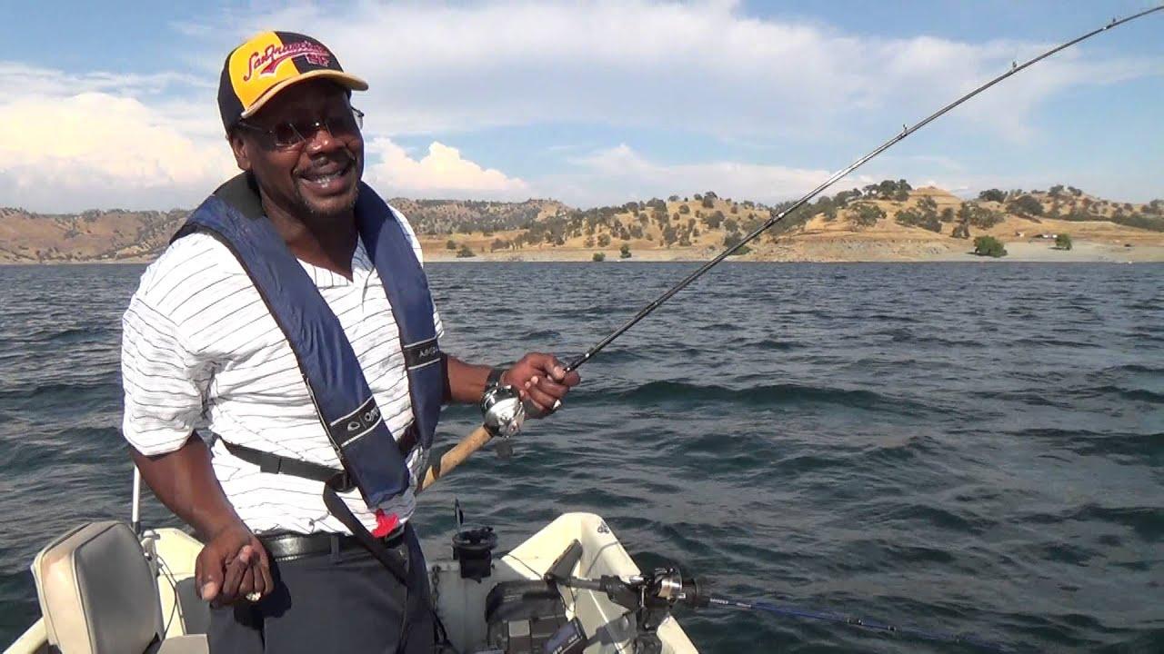 Hot rod sholars millerton lake world record longest fish for Millerton lake fishing