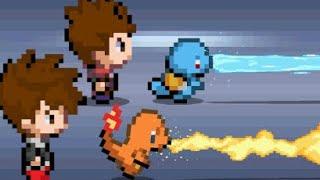 Pokemon Trainers EP 1 (Pixel art Animation)