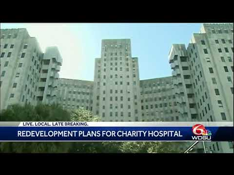 Charity Hospital redevelopment enters new phase