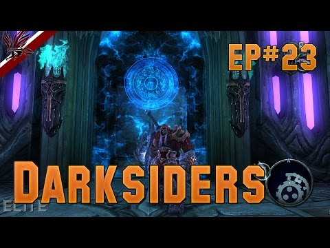 Redirect The Beams - Let's Play Darksiders Ep#23