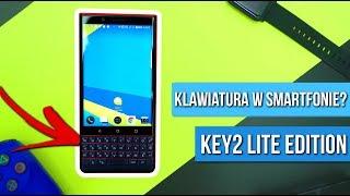 BlackBerry Key2 LE [PL] - Recenzja – Czy w 2019 telefon z KLAWIATURĄ ma sens? / Mobileo [PL]