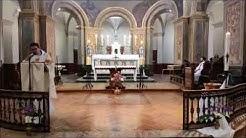 Homélie du Père Arthur de Leffe, Ascension du Seigneur