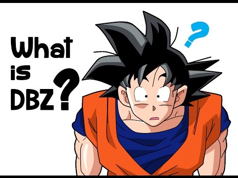 WHAT IS DBZ? Anime Talk Show CYA (Choose Your Anime)