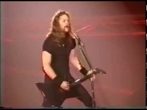 An Evening with Metallica - Live in Binghamton, NY, USA (1992) [Full Show]