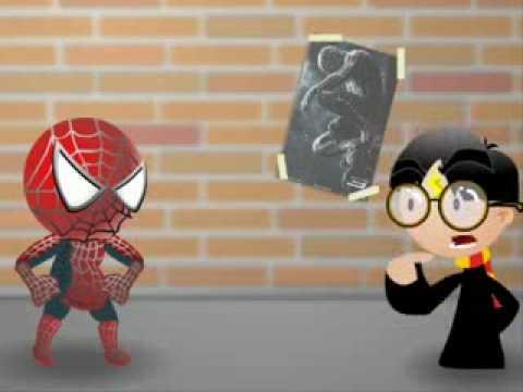 Spiderman vs harry potter youtube - Spiderman harry ...