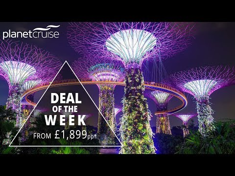 Exploring Singapore with Celebrity Cruises | Planet Cruise