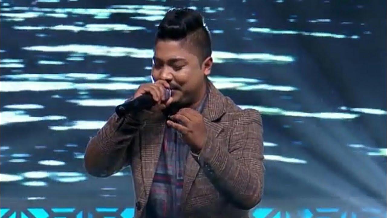 bibek pariyar the voice of nepal episode 16