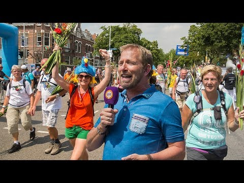 Start Vierdaagse Nijmegen 2018 - Omroep Gelderland