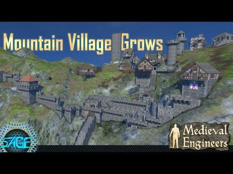 Medieval Engineers, The Multiplayer Village GROWS!