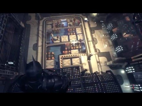 Batman: Arkham Knight - City of Fear Part 10: Infiltrate Stagg Airships Cont.