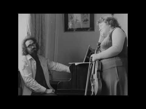 J. Brahms - Sonata for Violin & Piano No. 2 in A Major, Op. 100