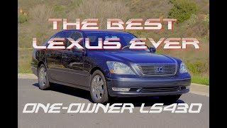 15 yrs later, this $73,000 Lexus LS430 is still the Best Used Luxury Car
