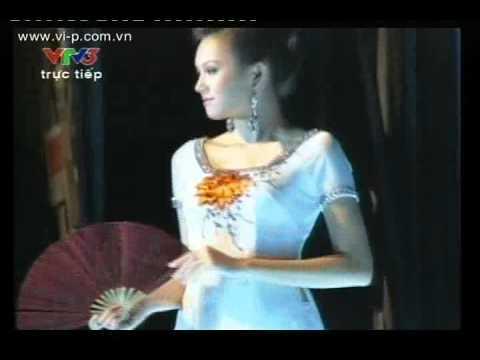 Duyên dáng Việt Nam 23 - Thời trang Dáng lụa