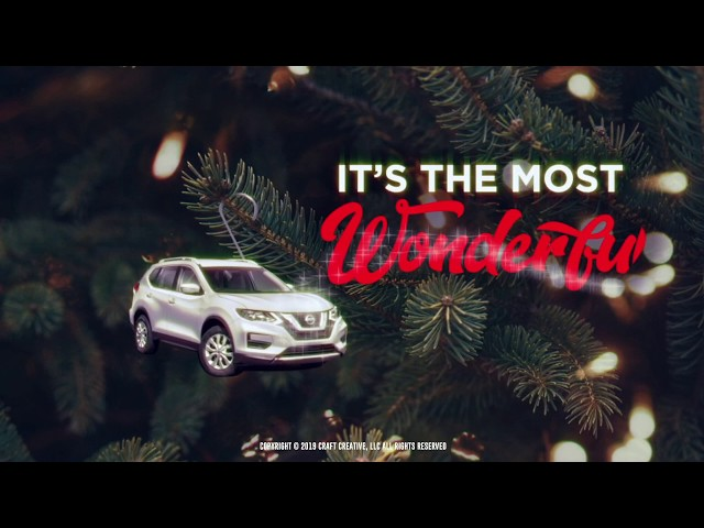 NISSAN CHRISTMAS AD  [ VIP MARKETING ]