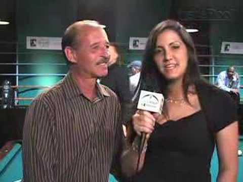 Mike Sigel defeats John Schmidt at IPT Straight Pool