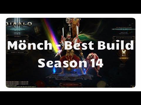Mönch: Der beste Build für Season 14 (LTK Build)