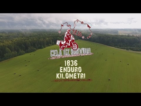 1836 enduro kilometri. 9. sērija. Igaunija - Robežakmens (EN subs)