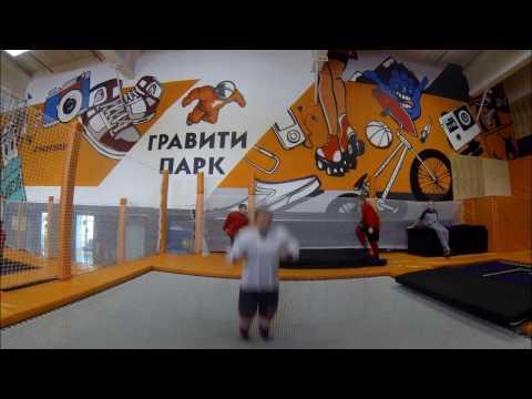Хоккеисты в ГРАВИТИ ПАРК (ТРЦ Омега, 3 Этаж)