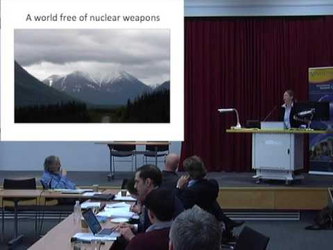 Anne Harrington Iran, Recessed Nuclear Deterrence and the   Rise of Nuclear Technopolitics