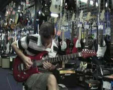 Joe Satriani Friends (John Casson)